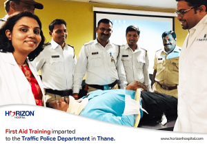 First Aid Training Session 2