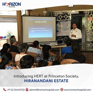 Introducing HERT at Princeton Society, Hiranandani Estate 2
