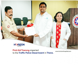 First Aid Training camp 1