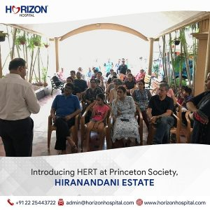 Introducing HERT at Princeton Society, Hiranandani Estate