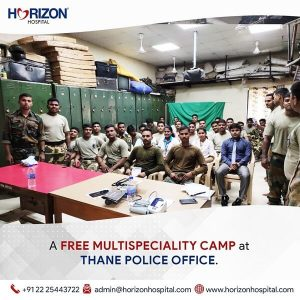 Free-Multispeciality-camp-at-Thane-Police-Office